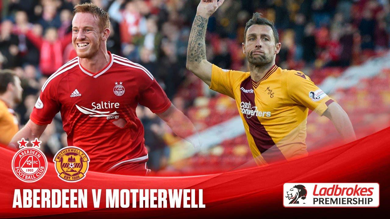 Prediksi Bola Aberdeen vs Motherwell