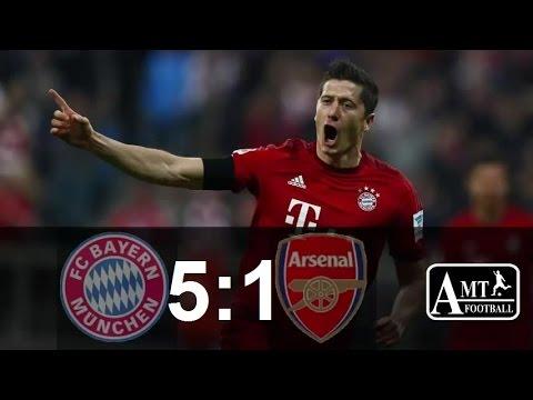 Prediksi Bayern Munchen vs Arsenal