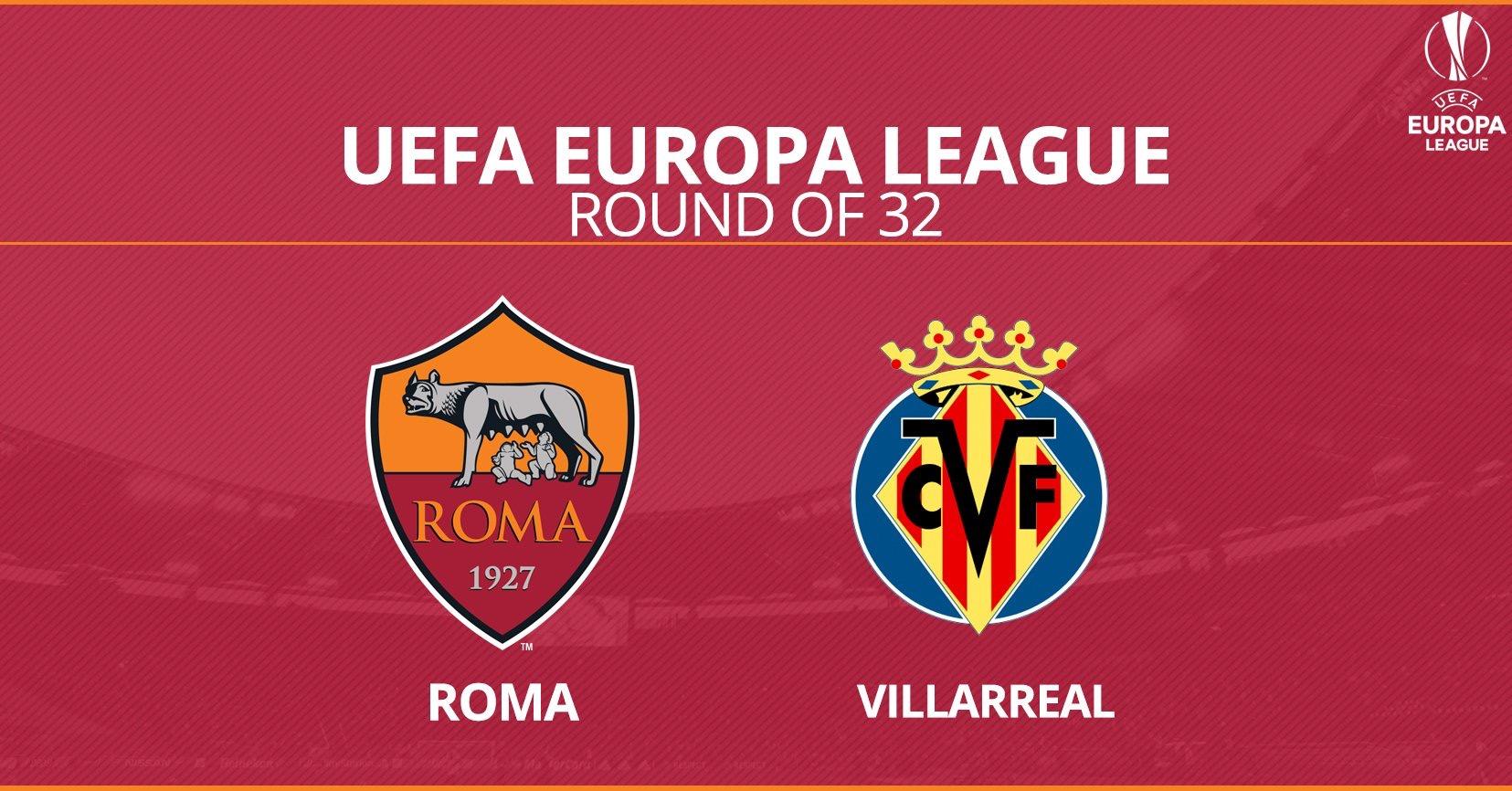 Prediksi AS Roma vs Villarreal