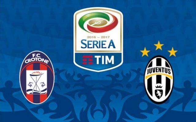 Prediksi Bola Crotone vs Juventus Pada Tanggal 9 Februari 2017