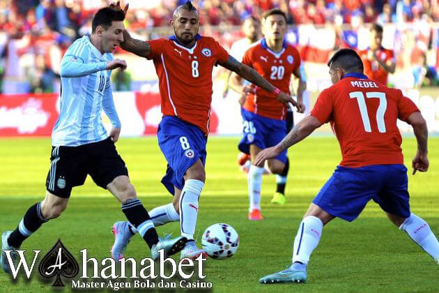 Prediksi Argentina vs Chile 24 Maret 2017