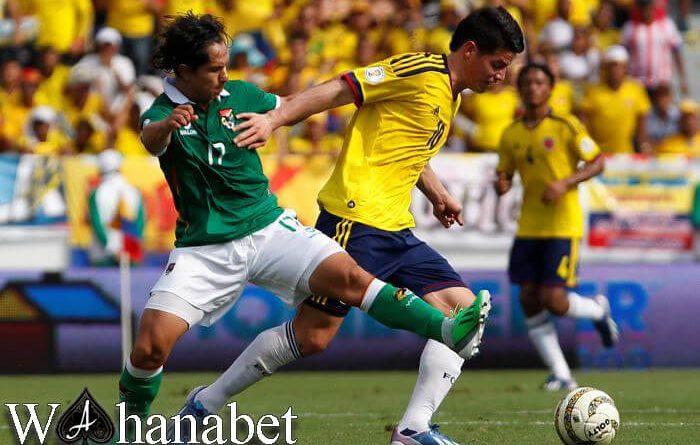 Prediksi World Cup Kolombia vs Bolivia 24 Maret 2017