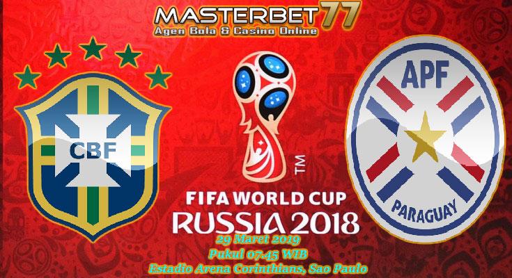 Prediksi Brasil vs Paraguay 29 Maret 2017