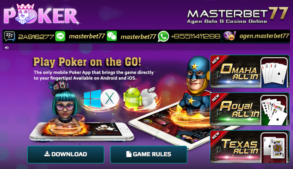 Agen Poker P8Poker