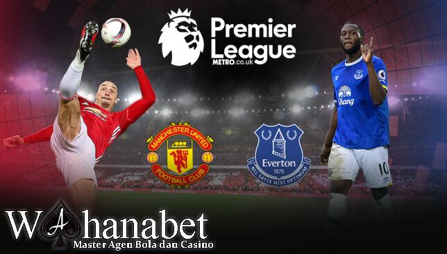 Prediksi Manchester United vs Everton (Liga Inggris) 5 April 2017