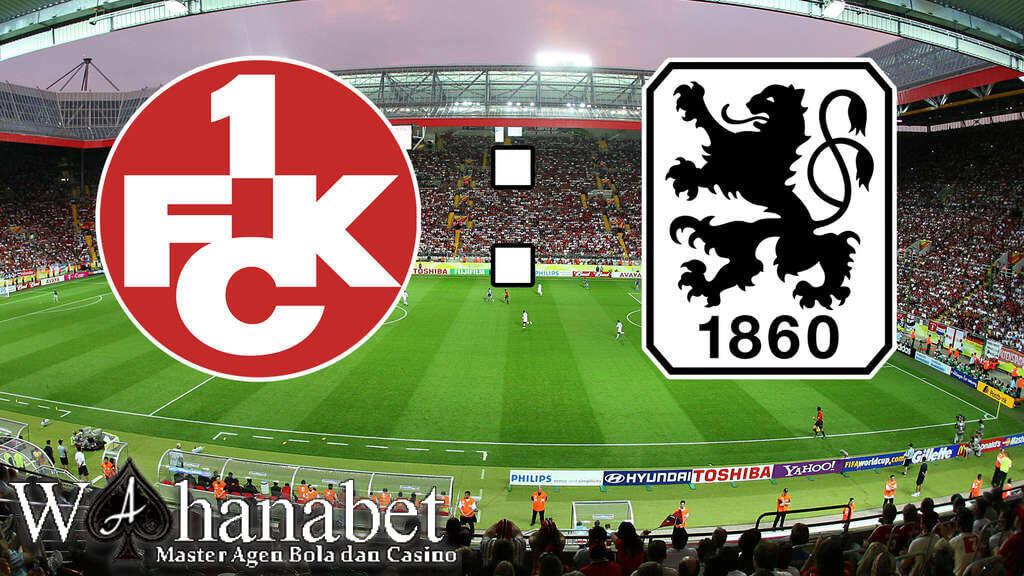 Prediksi Kaiserslautern vs 1860 Munchen (BoJal) 22 April 2017