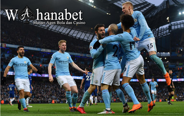 Pertandingan Manchester City vs Fulham Premier League