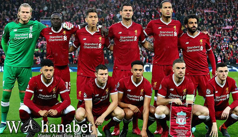 Pertandingan Tottenham Hotspur vs Liverpool Premier League