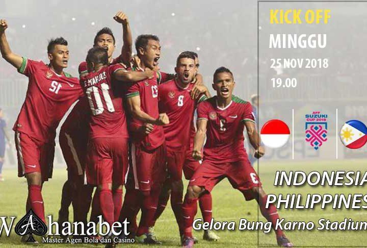 Pertandingan Indonesia vs Philippines
