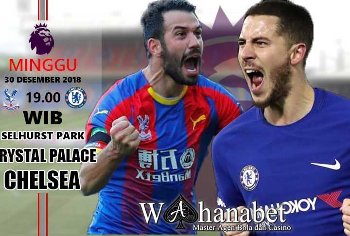 Pertandingan Crystal Palace vs Chelsea