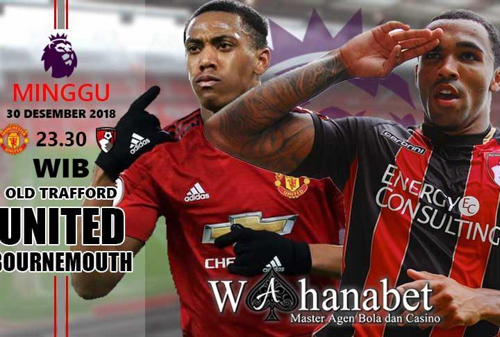 Pertandingan Manchester United vs Bournemouth