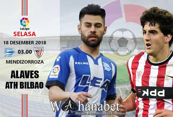 Pertandingan AlavesvsAthletic Bilbao