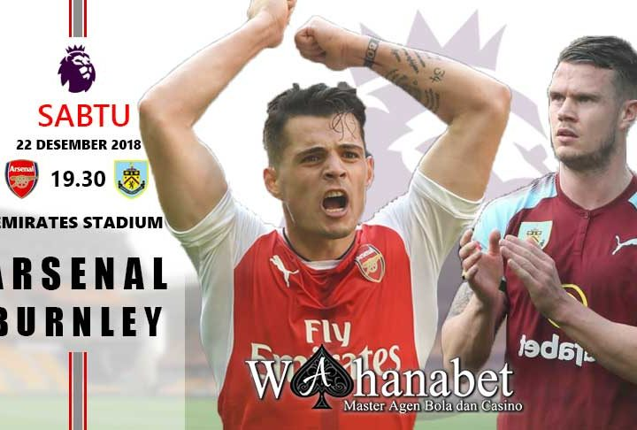 Pertandingan Arsenal vs Burnley