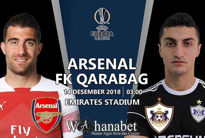 Pertandingan Arsenal vs FK Qarabag