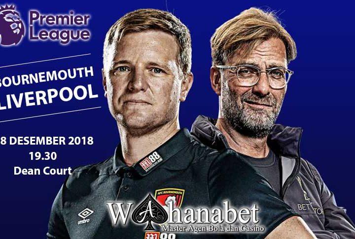 PertandinganBournemouth vs Liverpool