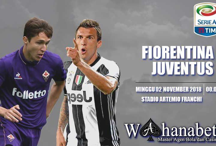 Pertandingan Fiorentina vs Juventus