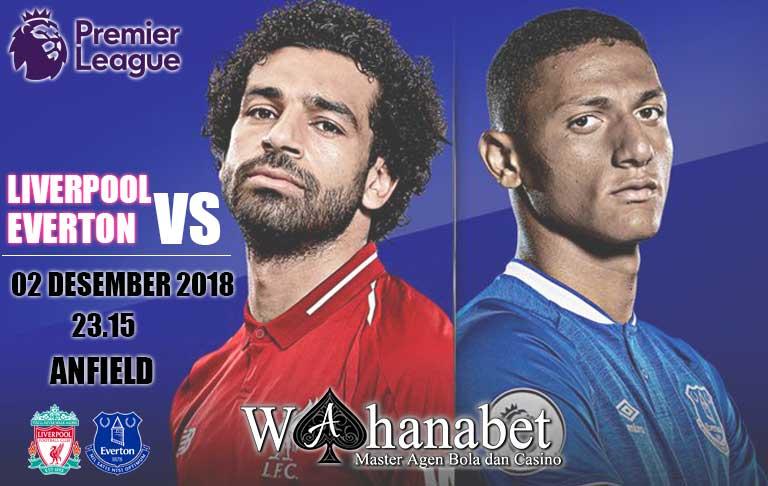 Pertandingan Liverpool vs Everton