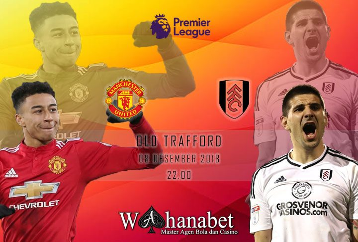 Pertandingan Manchester United vs Fulham