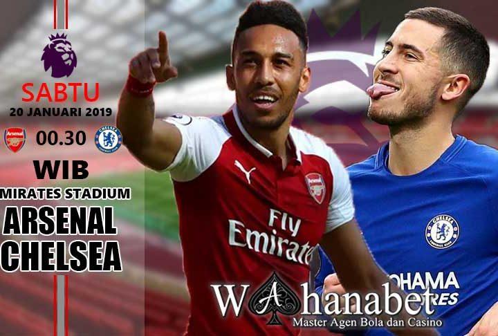 Pertandingan Arsenal vs Chelsea