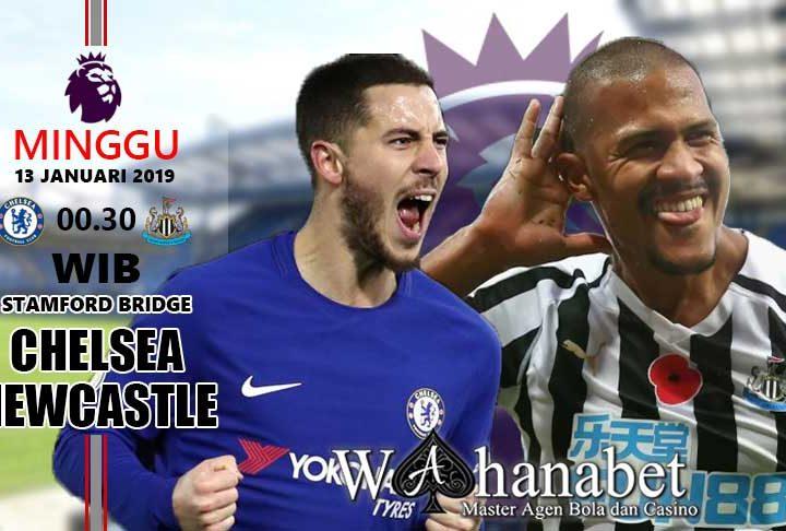 Pertandingan Chelsea vs Newcastle