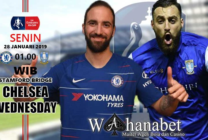 Pertandingan Chelsea vs Sheffield Wednesday