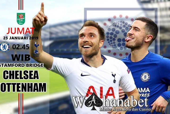 Pertandingan Chelsea vs Tottenham