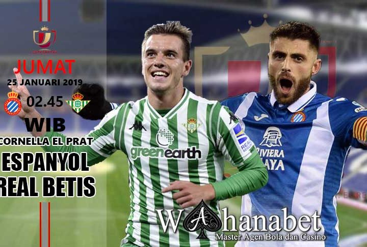 Pertandingan Espanyol vs Real Betis
