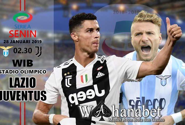 Pertandingan Lazio vs Juventus