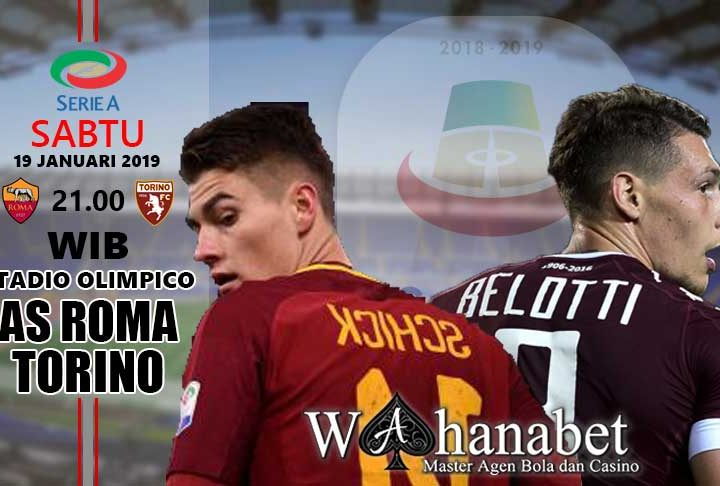 Pertandingan Roma vs Torino