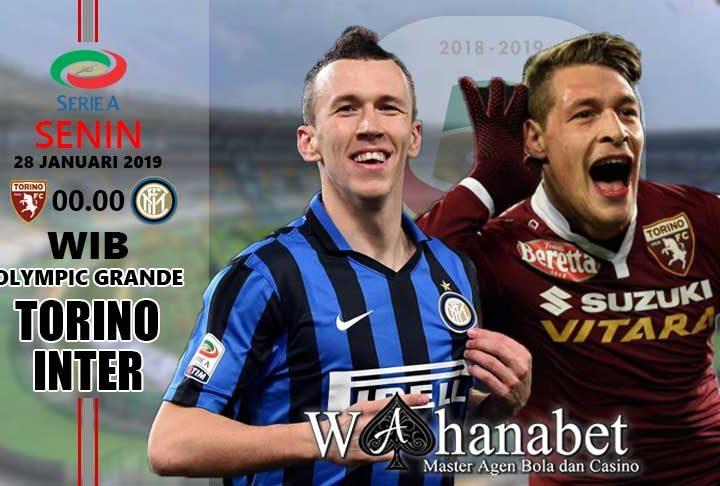 Pertandingan Torino vs Inter