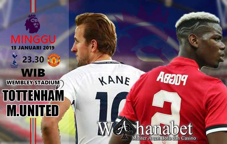 Pertandingan Tottenham vs Manchester United
