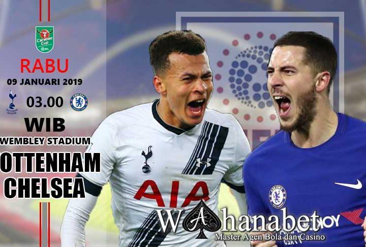 Pertandingan Tottenham Hotspur vs Chelsea
