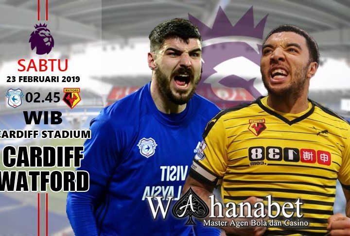 Pertandingan Cardiff vs Watford