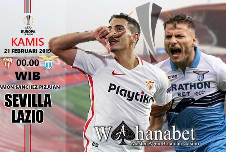 Pertandingan Sevilla vs Lazio
