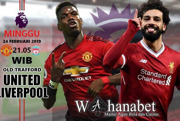 Pertandingan Manchester United vs Liverpool