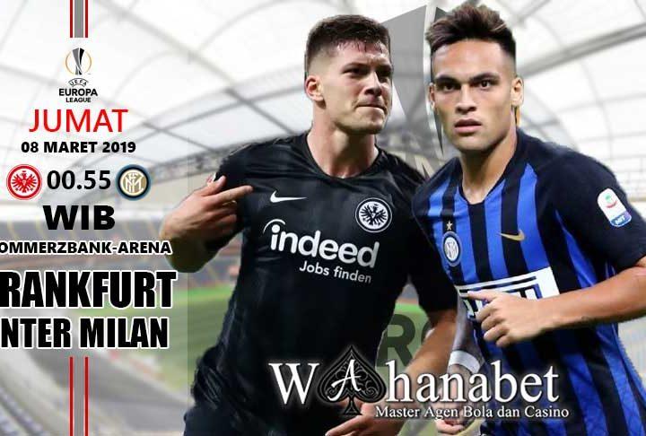 Pertandingan Frankfurt vs Inter