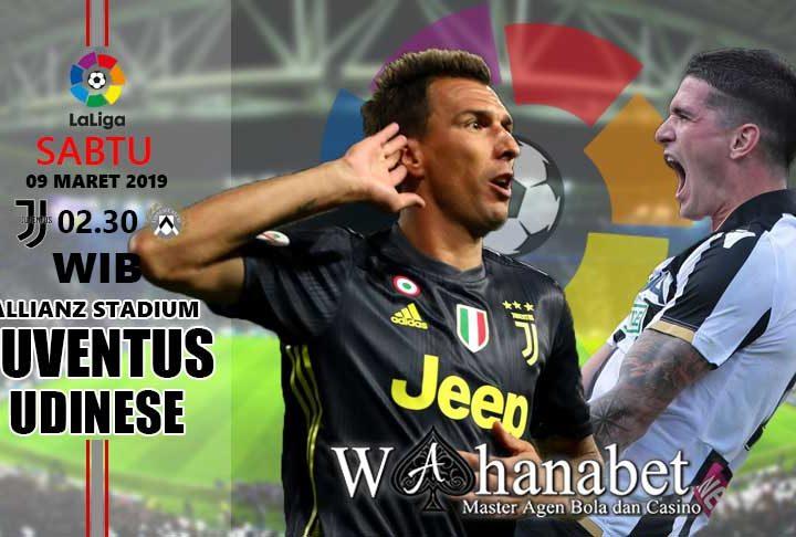 Pertandingan Juventus vs Udinese