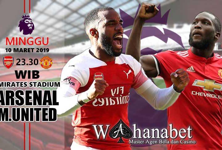 Pertandingan Arsenal vs United