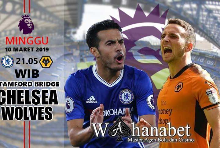 Pertandingan Chelsea vs Wolverhampton