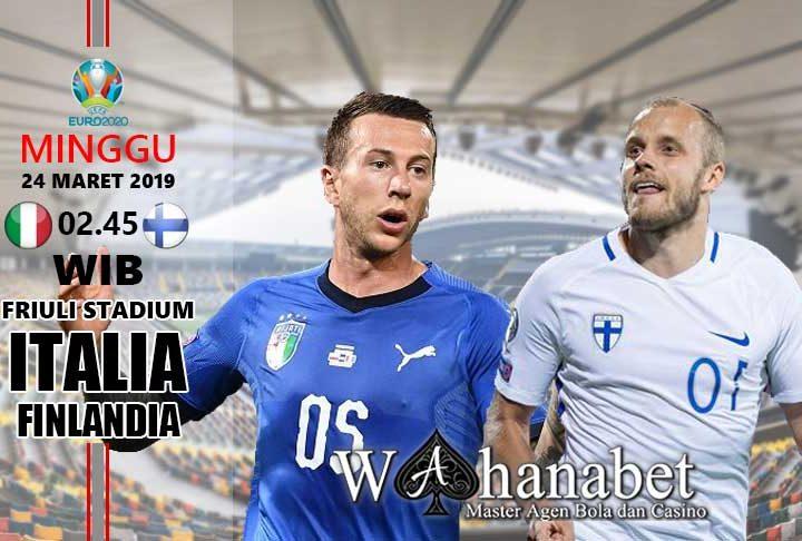pertandingan italia vs finlandia
