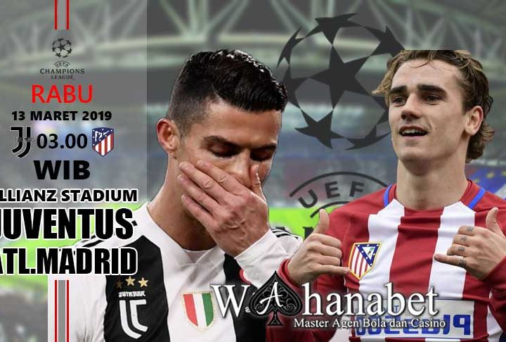 Pertandingan Juventus vs Atletico Madrid