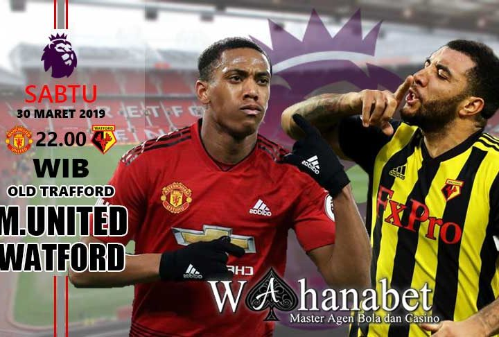 pertandingan manchester united vs watford