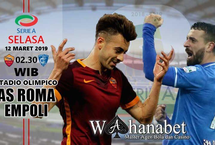 Pertandingan Roma vs Empoli