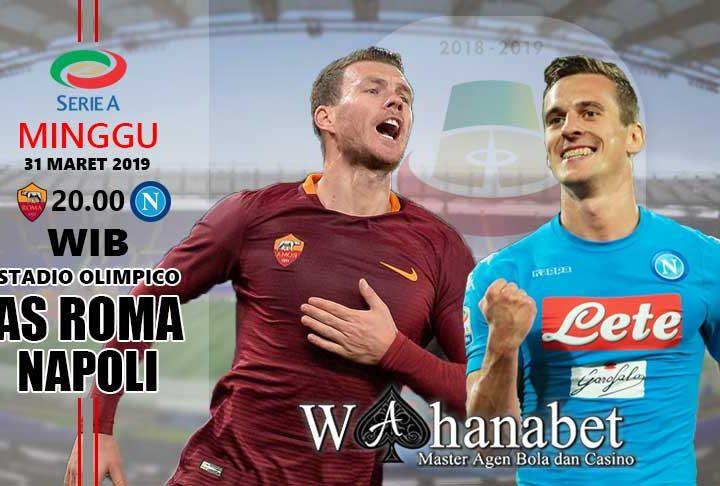 pertandingan roma vs napoli