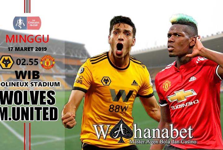 pertandingan wolverhampton vs manchester united