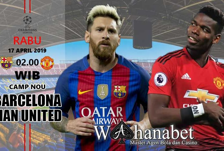 pertandingan barcelona vs man united