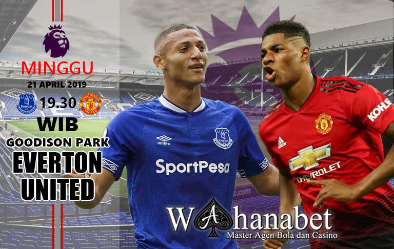 pertandingan everton vs man united