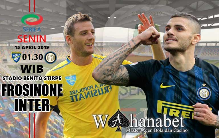 pertandingan frosinone vs inter