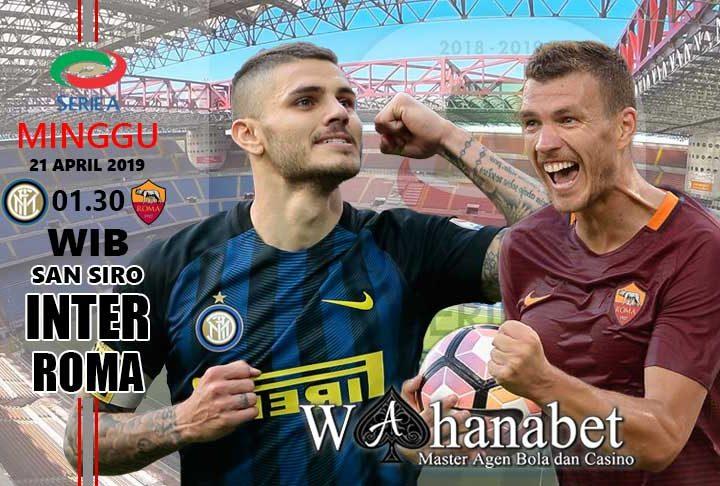 pertandingan inter vs roma