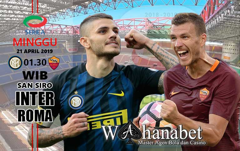 pertandingan inter vs roma